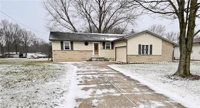 Youngstown Single Family Home For Sale: 2164 Innwood Dr