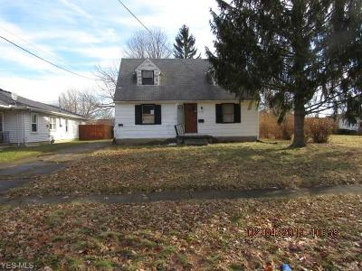 Lorain Multi Family Home For Sale: 1227 New Jersey Ave