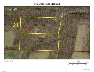 Morgan County Residential Lots & Land For Sale: 345 Groah Rd