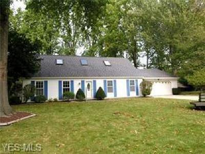 Avon Lake Single Family Home For Sale: 32650 Greenwood Dr