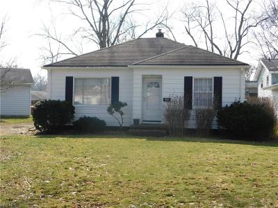 Berea Single Family Home For Sale: 246 Waverly St