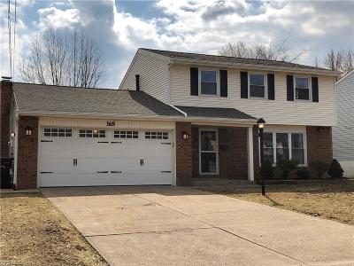 Elyria OH Single Family Home For Sale: $179,900