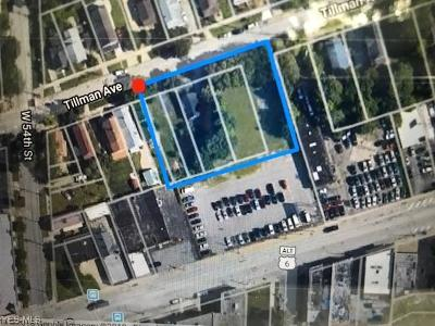 Cleveland Residential Lots & Land For Sale: Tillman