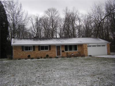Mentor Single Family Home For Sale: 7051 Dogwood Ln