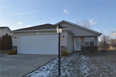 Lorain County Single Family Home For Sale: 563 Mountain Lion Dr