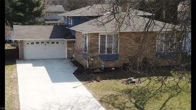 North Olmsted Single Family Home For Sale: 5255 Devon Dr