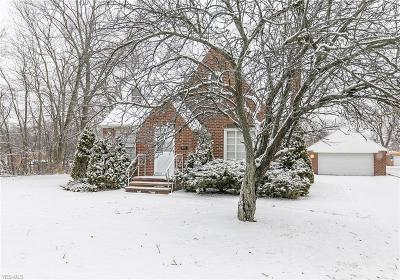 Parma Heights Single Family Home For Sale: 6771 York Rd