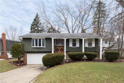North Olmsted Single Family Home For Sale: 27280 Bellevue Dr