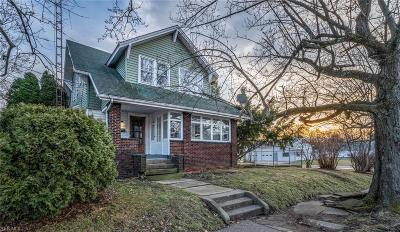 Single Family Home For Sale: 280 West Cambridge St