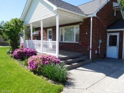 Struthers Single Family Home For Sale: 361 Harvey St