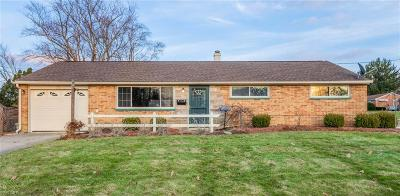 Single Family Home For Sale: 320 Florence Ave