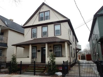 Tremont Multi Family Home For Sale: 855 Jefferson Ave