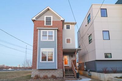 Cleveland Single Family Home For Sale: 2135 West 6th St