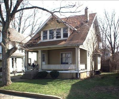 Warren Single Family Home For Sale: 141 Linden Ave Southeast