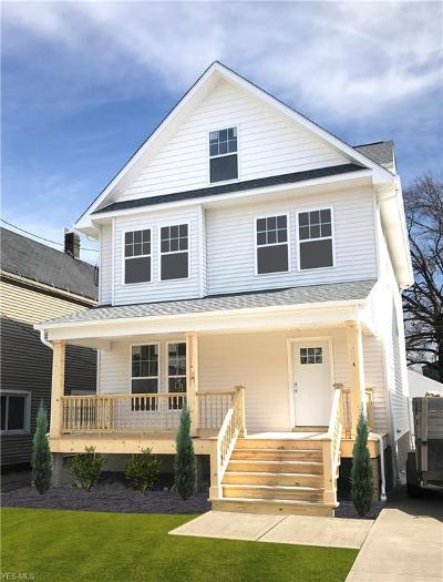 Lakewood Single Family Home Active Under Contract: 1589 Newman Avenue