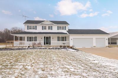 Columbia Station Single Family Home For Sale: 25577 Sprague Rd