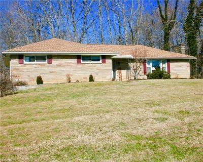 Nashport OH Single Family Home For Sale: $225,000