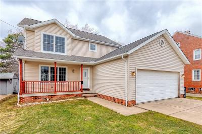 Mayfield Heights Single Family Home For Sale: 1442 Belrose Rd
