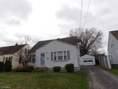 Poland Single Family Home For Sale: 1549 Medford Ave