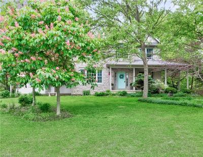 Chagrin Falls Single Family Home For Sale: 8140 Carrington Pl