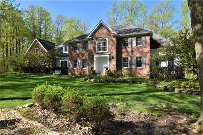 Chagrin Falls Single Family Home For Sale: 17222 Bittersweet Trl