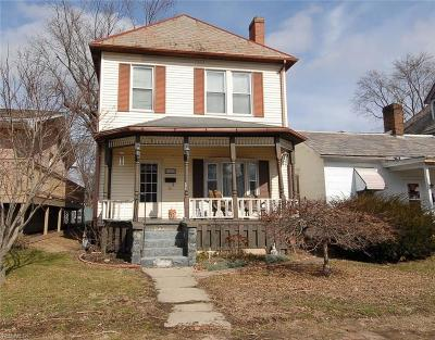 Zanesville Single Family Home For Sale: 543 Forest Ave