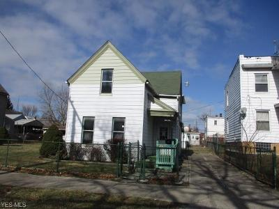 Cleveland Single Family Home For Sale: 7806 Lawn Ave