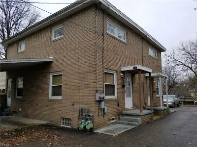 Stark County Multi Family Home For Sale: 1514 19th St Northwest