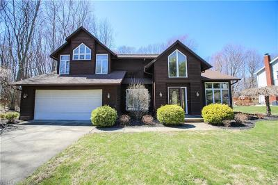 Madison Single Family Home For Sale: 2192 Chimney Ridge Dr