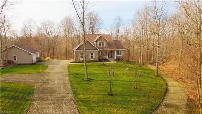 Madison Single Family Home For Sale: 5232 Emerson Rd
