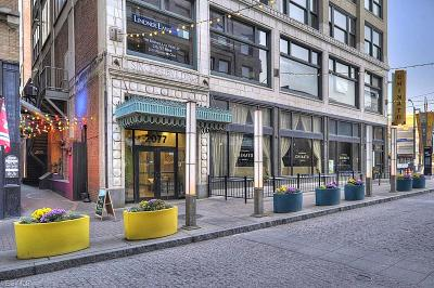 Cleveland Condo/Townhouse For Sale: 2077 East 4th St #8-East