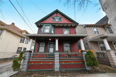 Cleveland Single Family Home For Sale: 3401 Chatham Ave