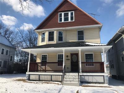Cleveland Single Family Home For Sale: 1488 West 116th St