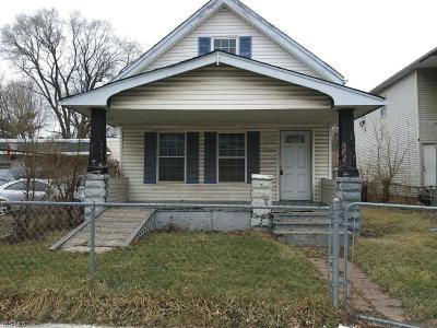 Cleveland Single Family Home For Sale: 7010 Clark Ave