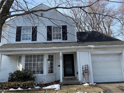 Cleveland Single Family Home For Sale: 2393 Overlook Rd