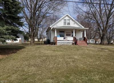 Single Family Home For Sale: 9919 State Route 303