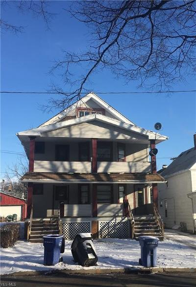 Cleveland Multi Family Home For Sale: 4008 Memphis Ave