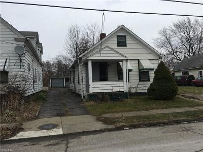 Cleveland Single Family Home For Sale: 3907 East 57th St