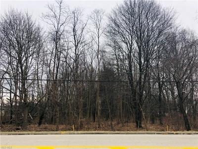 Copley Residential Lots & Land For Sale: Rothrock Rd