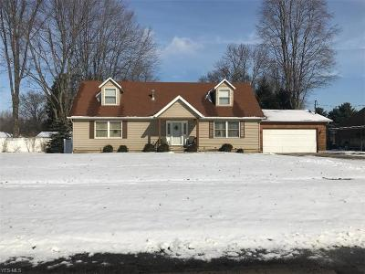North Ridgeville Single Family Home For Sale: 36236 Behm