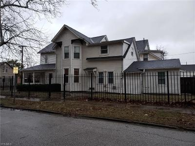 Cleveland Multi Family Home For Sale: 3141 Fulton Rd