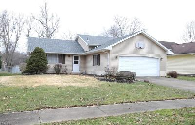 Guernsey County Single Family Home For Sale: 1568 Quail Hollow Dr