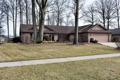 North Ridgeville OH Single Family Home For Sale: $320,000