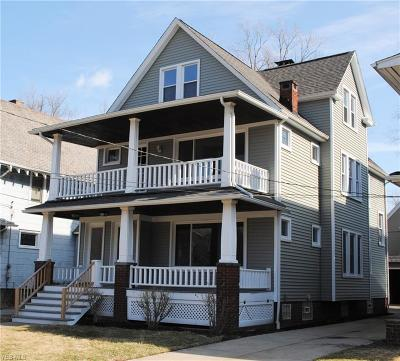 Lakewood Multi Family Home For Sale: 1297-99 Ethel Ave