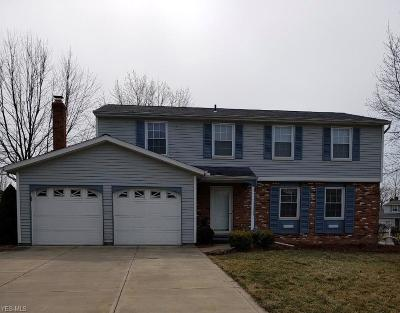 Mentor Single Family Home For Sale: 7912 Gallowae Ct