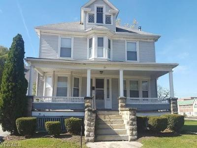Elyria OH Multi Family Home For Sale: $79,900