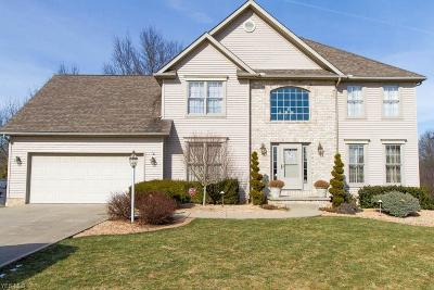 Canfield Single Family Home For Sale: 170 Woodland Run