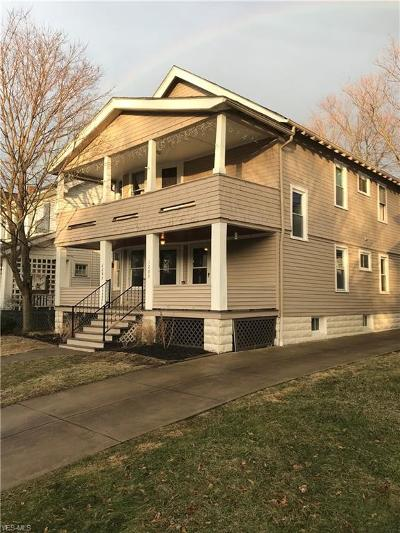 Lakewood Multi Family Home For Sale: 1287 Ethel Ave