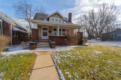 Single Family Home For Sale: 3402 Middlebranch Ave Northeast