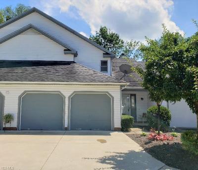 Aurora Condo/Townhouse For Sale: 850-2 Hampton Cir